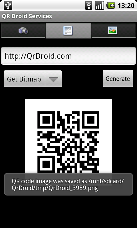 QR Droid Zapper | Android Developers